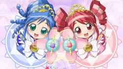 小游戏/双子星公主找茬