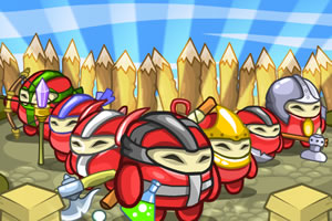 忍者联盟 Pocket Ninja