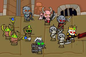 地狱勇者 (Loot Heroes)
